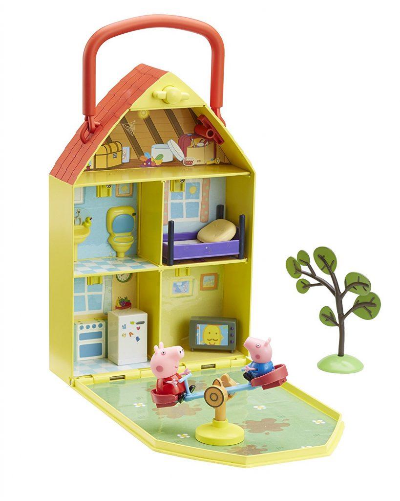 Comprar juguetes de peppa pig opiniones para elegir mejor - Peppa pig la casa del arbol ...