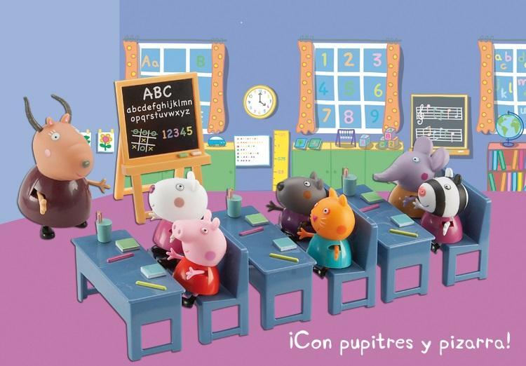 peppa-pig-en-la-escuela-con-sus-companeros