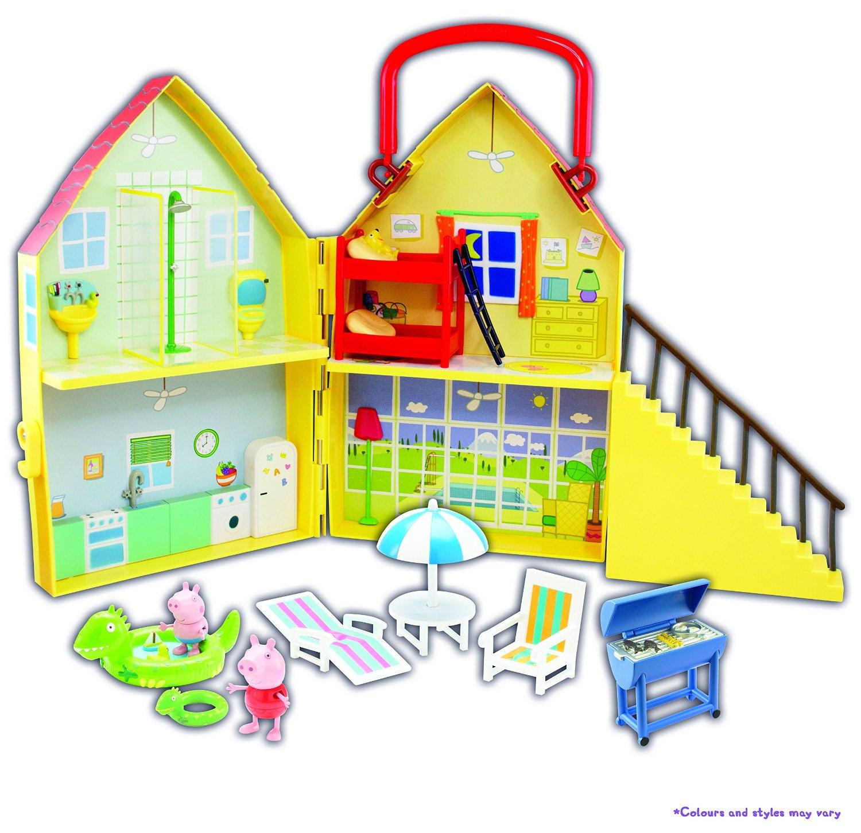 Donde puedo comprar la casa de peppa pig chungcuso3luongyen - Vacaciones en casa ...