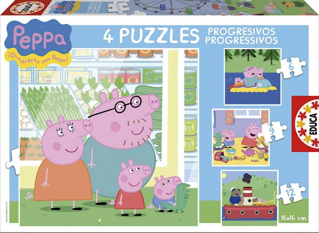 puzzle-de-6-9-12-y-16-piezas-de-peppa-pig