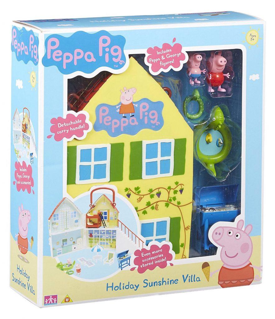 Comprar juguetes de peppa pig opiniones para elegir mejor - Vacaciones en casa ...