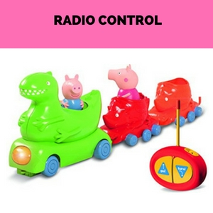 Juguetes radio control