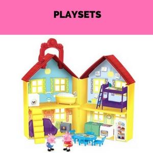 Playsets de Peppa pig