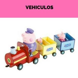 Vehiculos Peppa pig