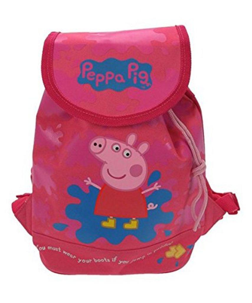 Mochila de Peppa Pig para la escuela