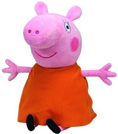 peluche-de-mama-pig-con-vestido-naranja