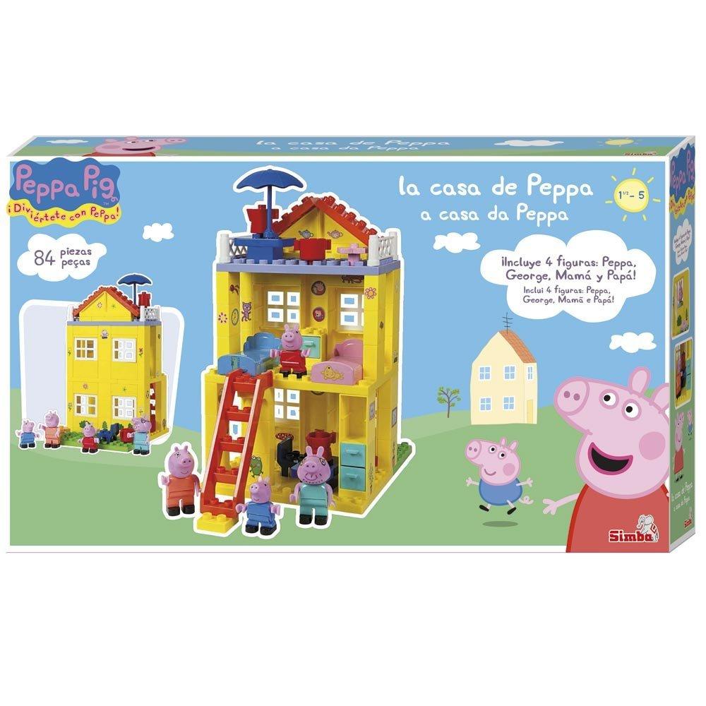 Comprar juegos de construcción de Peppa Pig ⭐ Juega con tus hijos!