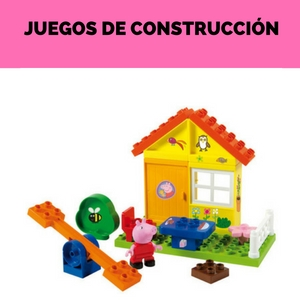 juegos de construcción de peppa pig