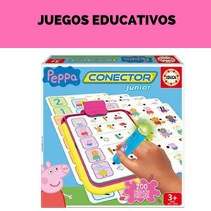 juguetes educativos de peppa pig